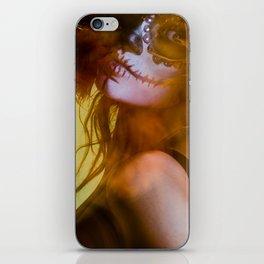 Dreamy SugarSkull iPhone Skin
