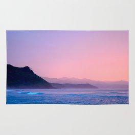 Sunset in Asturia Rug