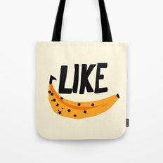 Like Banana Tote Bag