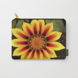 Gazania Flower Carry-All Pouch