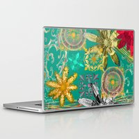 baroque Laptop & iPad Skins featuring BAROQUE by PRIMKASTUDIO