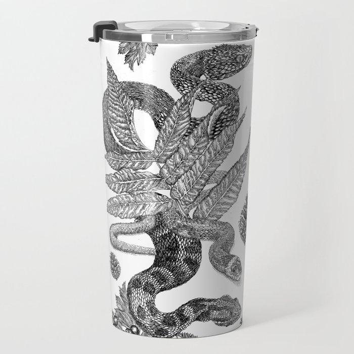 Serpent's Choir Travel Mug