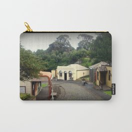 Maritime Village Carry-All Pouch