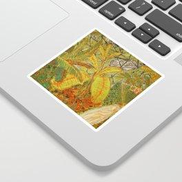 botanic garden Sticker