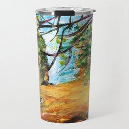 Woodland Beauty Travel Mug