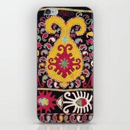 Lakai Tribal Nomad Antique Uzbekistan Horse Cover iPhone Skin