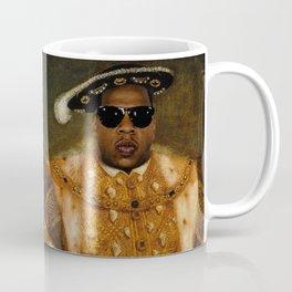 Jay in Shades Coffee Mug