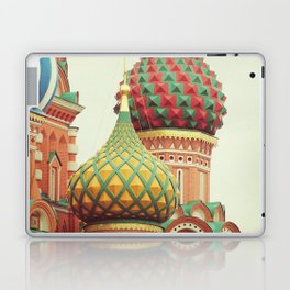 Russian Onion Domes Laptop & iPad Skin