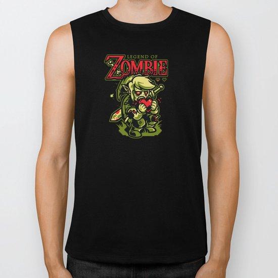 Legend of Zombie Biker Tank