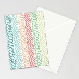 Sort of Herringbone Stationery Cards