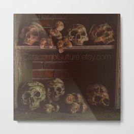 Catacomb Culture - Catacombs Metal Print