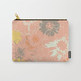 Late Summer Peach Carry-All Pouch
