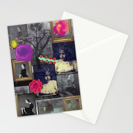 Mirror Room Stationery Cards