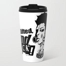 Young Gifted And Black Travel Mug