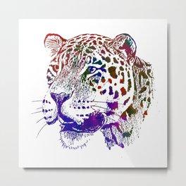 Jaguar 1 Metal Print