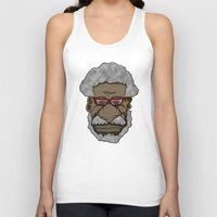 saxophone Tank Tops featuring Sonny Rollins Saxophone Colossus  by Adam Metzner