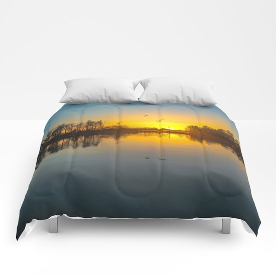 Soundtrack of silence Comforters