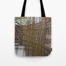 River Blau - Ulm ( Fischerviertel ) Tote Bag