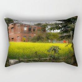 Colonial influences Rectangular Pillow