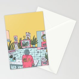 Neon Asia Stationery Cards