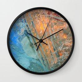 Ice 4 Wall Clock