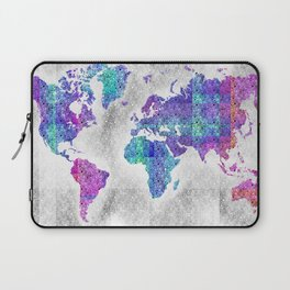 Colourful World Laptop Sleeve