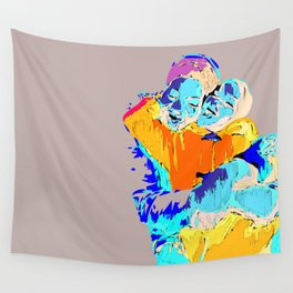 Africa Love Wall Tapestry
