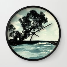 Sea of Clouds Wall Clock
