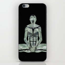 Here Now iPhone Skin