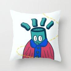 Durp Throw Pillow
