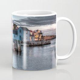 Dawn at Motif Number 1 Coffee Mug
