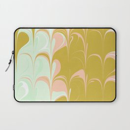 Abstract in Ice Cream Colors Laptop Sleeve