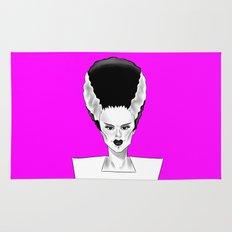 Bride of Frankenstein Rug