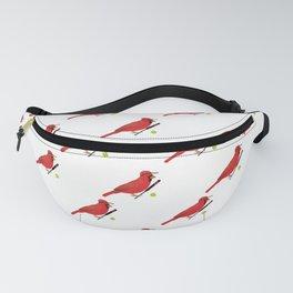Softball Cardinal Fanny Pack