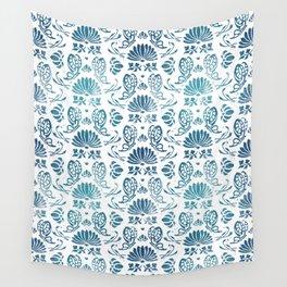 Portuguese Ceramics Wall Tapestry