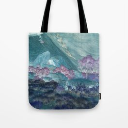 Crystal Deserts Tote Bag
