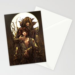 LOST SOUL Stationery Cards