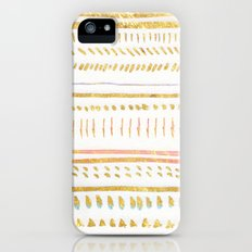 GOLD TRIBE Slim Case iPhone (5, 5s)