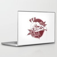 birdy Laptop & iPad Skins featuring Birdy by Sego