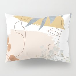 Line in Nature II Pillow Sham