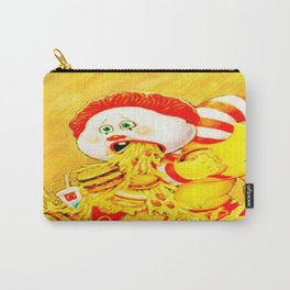 Ronald Over Eater Carry-All Pouch