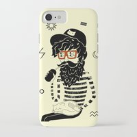 dreamer iPhone & iPod Cases featuring Dreamer by Anya Volk