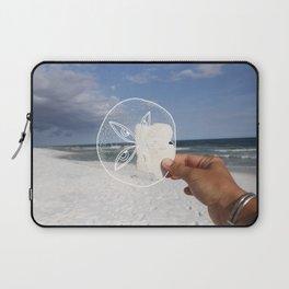 Sand Dollar Laptop Sleeve