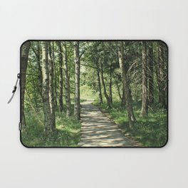walk in the bog Laptop Sleeve