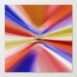 Colorful Painting Canvas Print