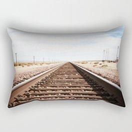 Long Road Home Rectangular Pillow