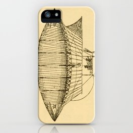Airship iPhone Case