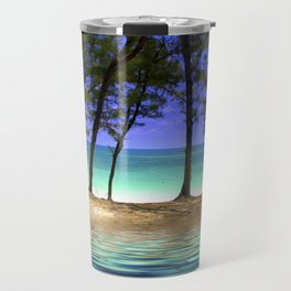 Paradise - Paradise Island, Bahamas Travel Mug