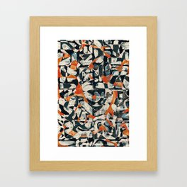 Pattern № 83 Framed Art Print
