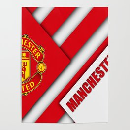 Manchester United : The Red Devils Poster